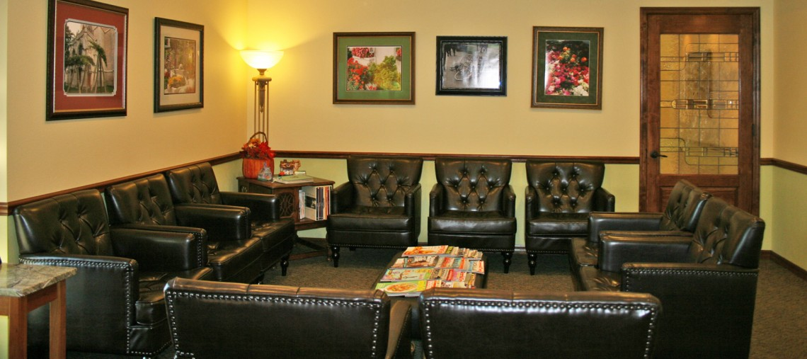 Florida Facial Surgery Center Waiting Room