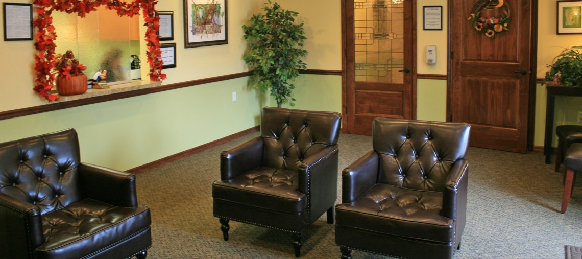 Florida Facial Surgery Center Waiting Room and Reception