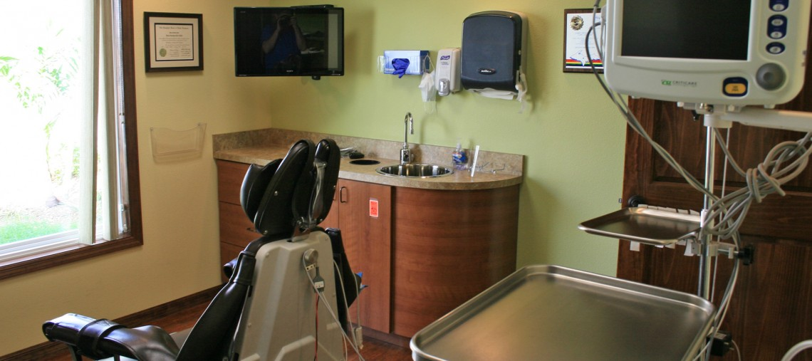 Florida Facial Surgery Center Exam Room
